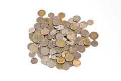 Coins Royalty Free Stock Images
