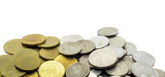 Coins thailand Stock Photography