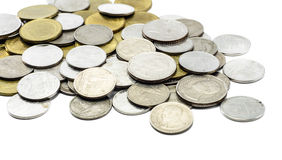 Coins thailand Royalty Free Stock Images