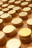 coins ukraine Royaltyfria Bilder