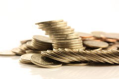 Coins5 Royalty Free Stock Photo