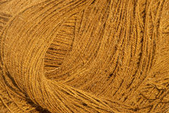 Coir rope Stock Photography