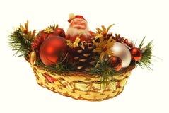 Coisas do Natal Imagem de Stock