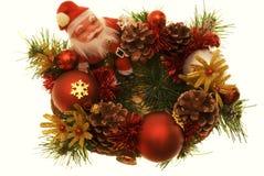 Coisas do Natal Foto de Stock Royalty Free