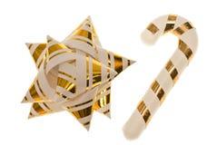 Coisas do Natal Imagens de Stock