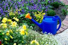 Coisas para jardinar imagem de stock royalty free