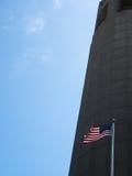 coit πύργος Στοκ Φωτογραφία