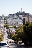 Coit Tower Royalty Free Stock Image