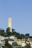Coit Tower Stock Image
