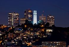 Coit Tower Stock Photography