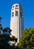 Coit Tower Royalty Free Stock Photography