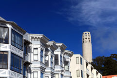 Coit Tower,San Francisco Stock Image