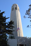 Coit tower, San Francisco Royalty Free Stock Photos