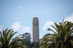 Coit Tower Royalty Free Stock Photos