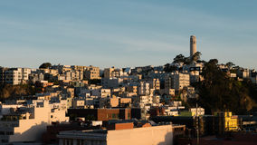 Coit Tower Stock Images