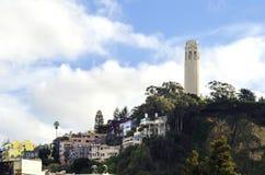 Coit Tower, San Francisco Stock Photos