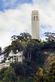 Coit Tower, San Francisco Stock Image