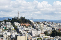 Coit Tower Stock Photo