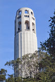 Coit Tower San Francisco California Royalty Free Stock Photography
