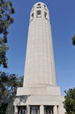 Coit Tower - San Francisco, California. Coit Tower, also known as the Lillian Coit Memorial Tower, is a tower in the Telegraph Hill neighborhood of San Francisco Stock Photography