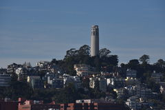 Coit Tower San Francisco Royalty Free Stock Photo