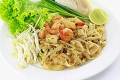 Cojín tailandés de la comida tailandés Imágenes de archivo libres de regalías