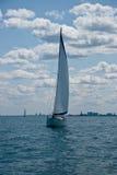 Coja el viento Imagen de archivo