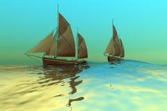 Coja el viento Imagen de archivo libre de regalías