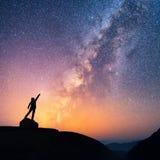 Coja la estrella Imagen de archivo