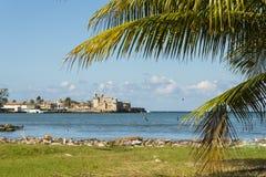 Cojimar古巴海湾  库存图片