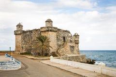 Cojimar,古巴 库存照片