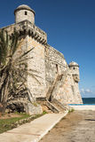 Cojimar fort Cuba Royalty Free Stock Photo