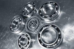 cojinetes Fino-mecánicos Imagenes de archivo