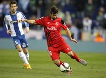 Coke Andujar of Sevilla FC Stock Photography