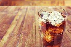 Coke beverage. Background bottle brew brown bubble caffeine stock photography