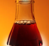 Coke bottle Royalty Free Stock Images