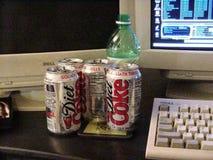 Coke Drinks Royalty Free Stock Photos