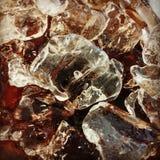 Coke glacé photographie stock libre de droits