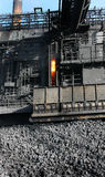Coke oven. Royalty Free Stock Photography
