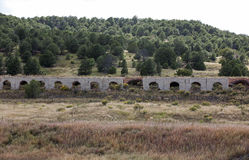 Coke Ovens Royalty Free Stock Photography