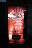 Coke vending machine Stock Images