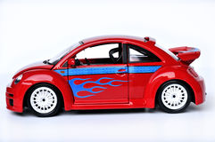 Coléoptère de Volkswagen Photo libre de droits