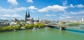 Colónia, Alemanha foto de stock royalty free