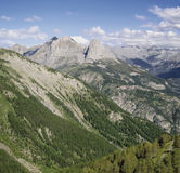 Col d'allos. Alpes maritime france europe stock photos