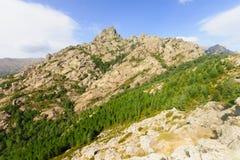 Col de Bavella Image stock