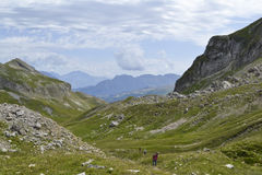 Col de Festre Royalty Free Stock Photography