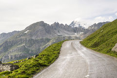 Col de l'Iseran Royalty Free Stock Images