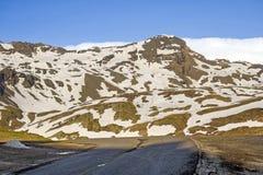 Col de l'Iseran Royalty Free Stock Image