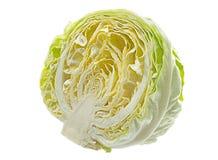 Col de la ensalada verde Imagen de archivo