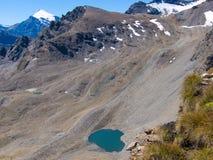 Col des fours, bonneval, vanoise, Savoie, France Obrazy Royalty Free